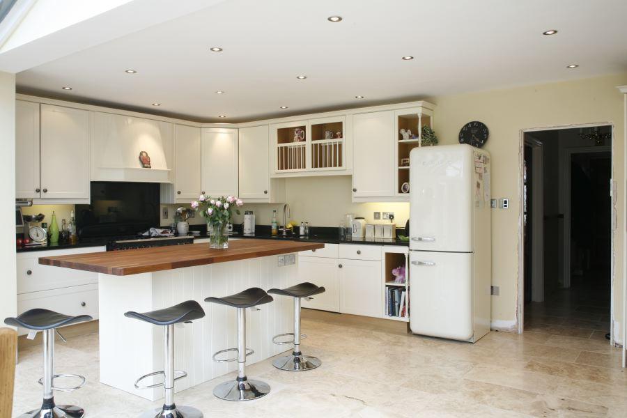 Cozy Modern Kitchen Breakfast Bar Designs 2213 House