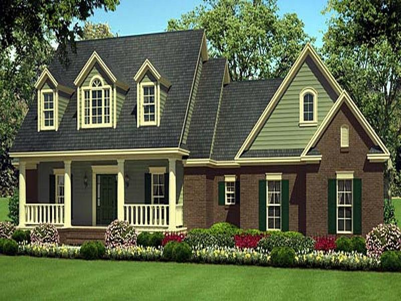 Exterior know more about country house plans 5 of 20 for Country house online