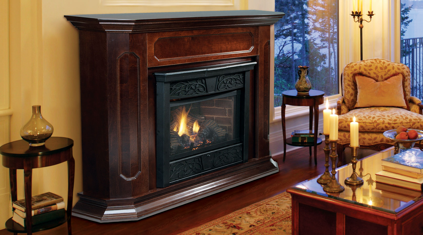 A Guide To Natural Gas Fireplaces 2342 House Decor Tips