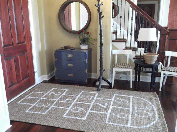 Fun Entryway Rug (Image 9 of 28)