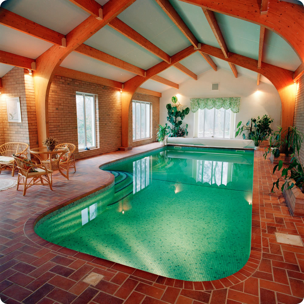 Great Swimming Pool Style Indoor (Image 3 of 10)