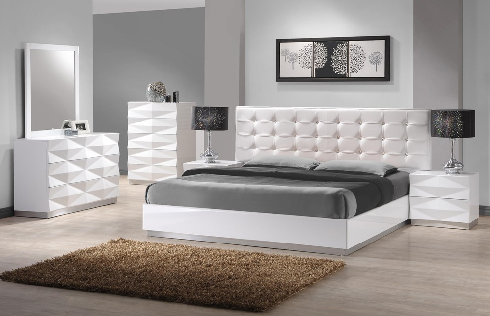 Cheap White Bedroom Sets Part - 28: Guide White Bedroom Furniture Sets (Image 5 Of 11)