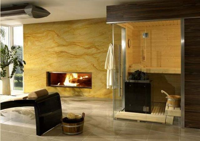 Home Sauna Design Style Ideas (Image 6 of 10)