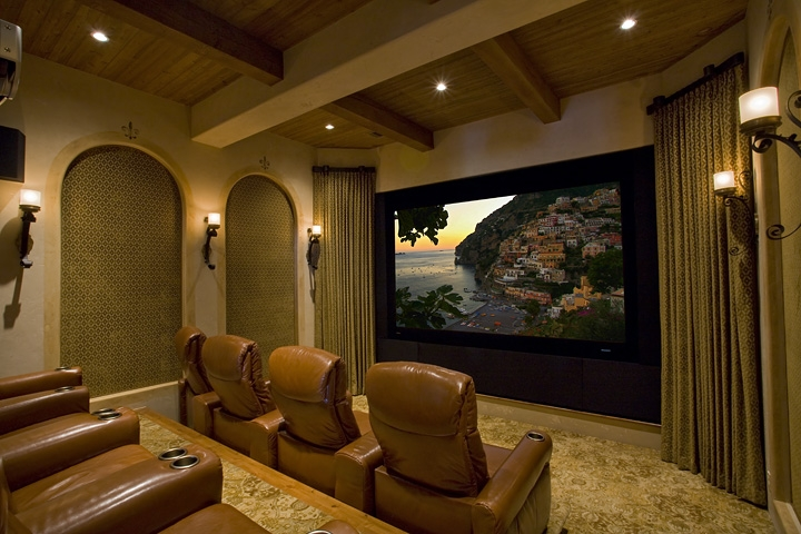 Home Theater Installation NJ Requires A Lot Of Thought (Image 5 of 10)
