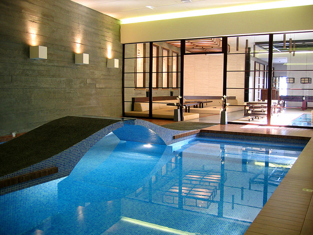 Indoor Pool Many Dream Of (Image 6 of 10)