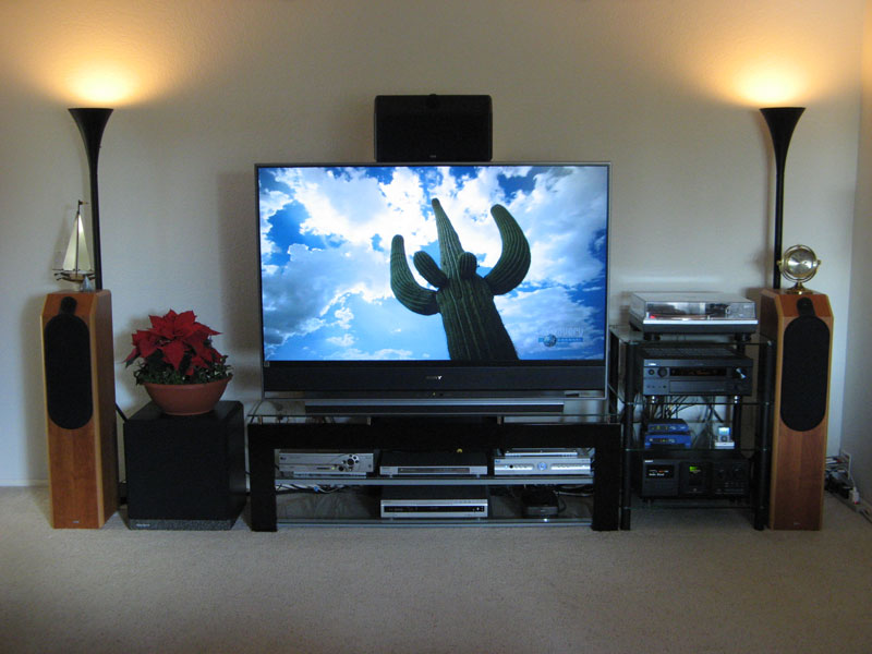 Installing Of Home Theatre (Image 7 of 10)