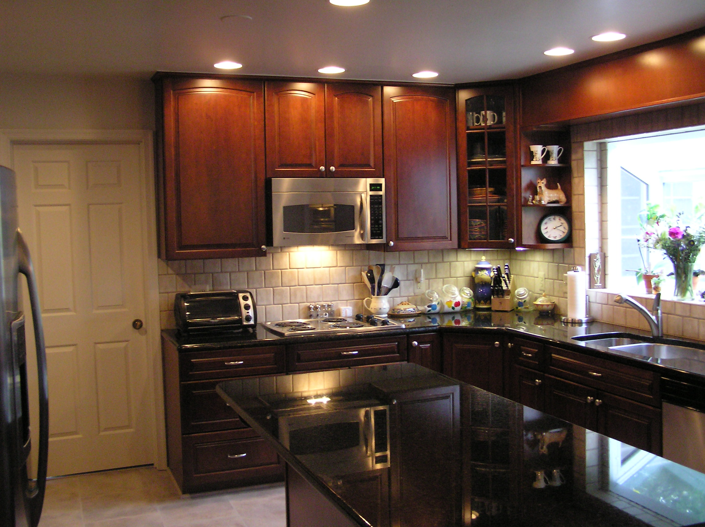 Kitchen Remodel Of Southern Style (View 8 of 10)