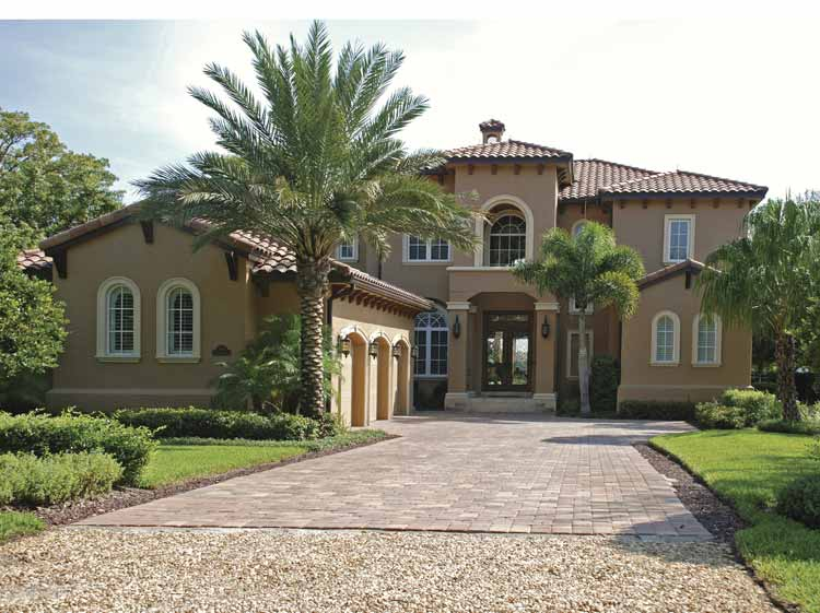 Captivating A Florida House Plans After Include And Open Living Space. Most Of These  House Plans Featured And Open Living Space, Which Include A Large Kitchen,  ... Great Ideas