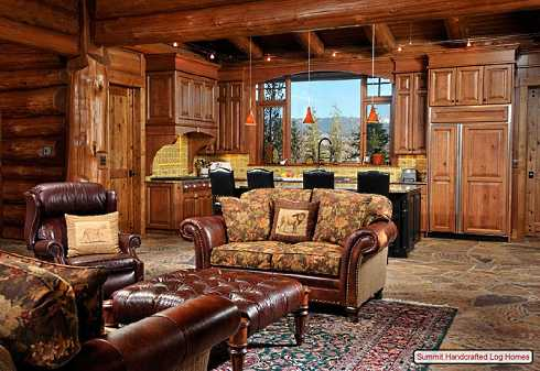Interior A Cabin Theme for Your Home Decorating Needs 3 of 10 Photos