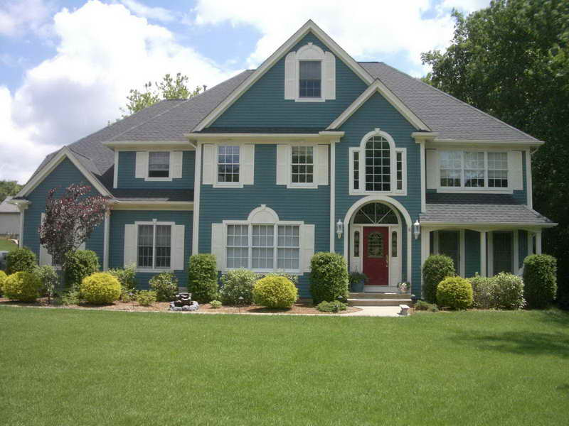 LowCountry With Painting House Exterior Photo (View 2 of 8)