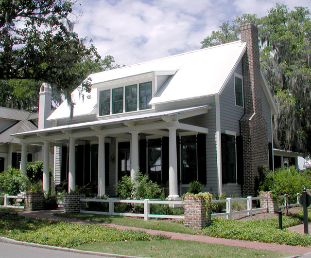 LowCountry Cottage Plans (Image 5 of 8)