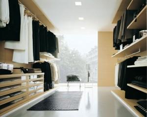 Luxurious Walk in Closets Designs