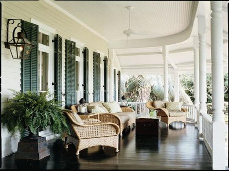 luxury southern plantation home plans - Southern Living Home Designs