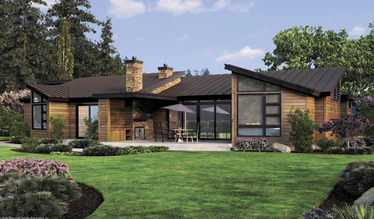 Medium European Home Style Design (Image 8 of 10)