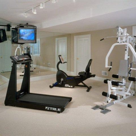 Decorating Your Home Gym 2392 Interior Ideas