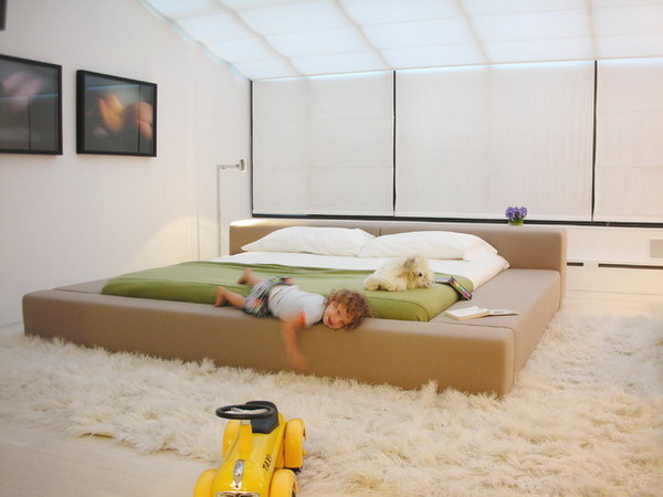 Modern Bedroom Ideas With Platform Bed (View 2 of 10)
