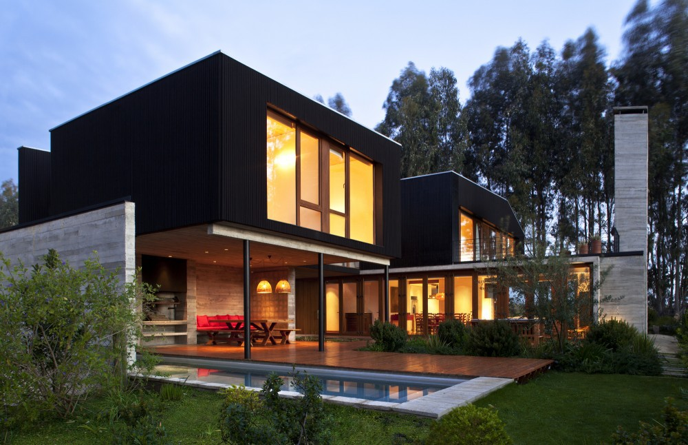 photo gallery of contemporary modern house plans 5 of 10