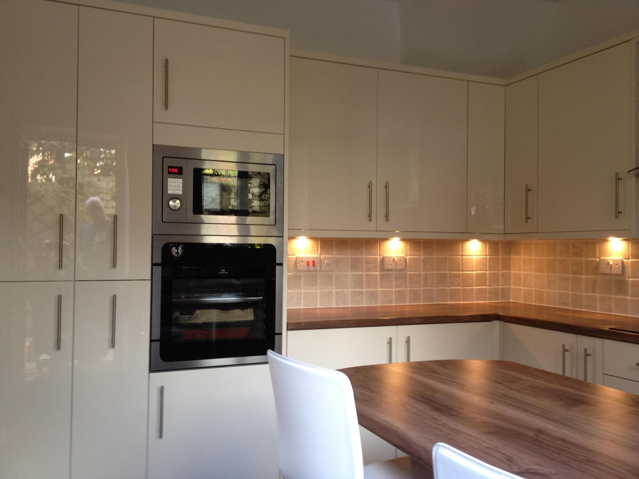 Modern Kitchen Cabinet Lighting  (View 7 of 10)
