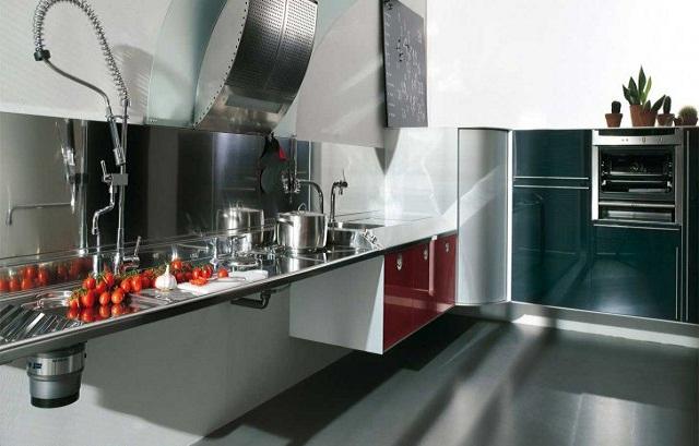 Modern Kitchen Interior Display Design Ideas (Image 4 of 10)