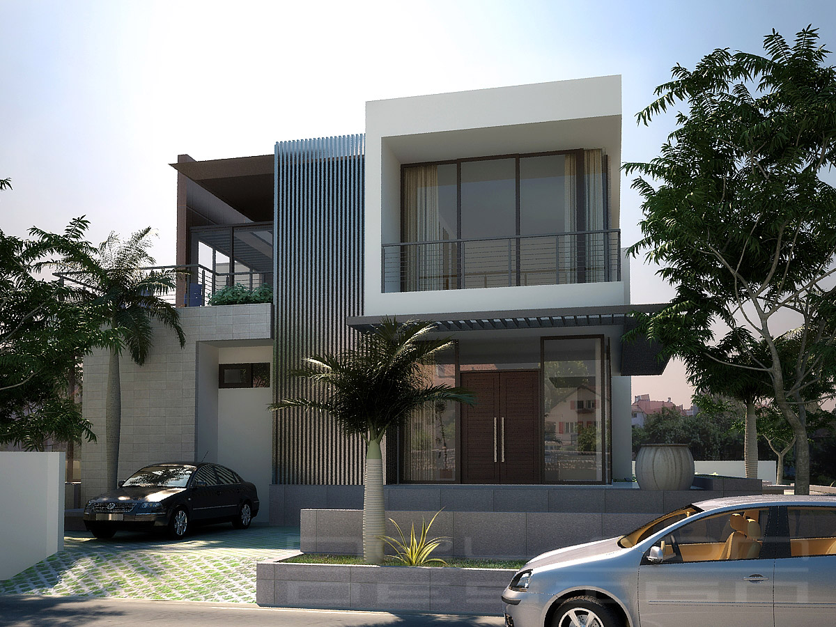 Contemporary House Exterior Design 2597 Exterior Ideas