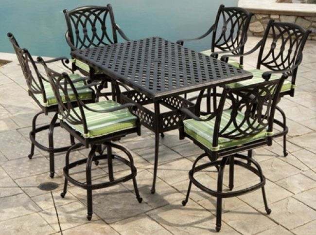 Modern Patio Furniture Ideas (Image 10 of 14)
