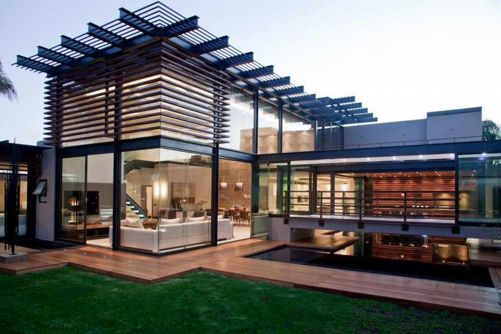 Modern Tropical Home For Your Design (Image 7 of 9)