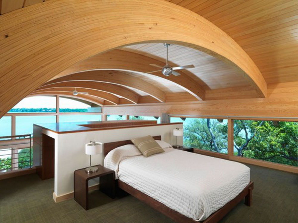 Modern Wooden House Design Interior