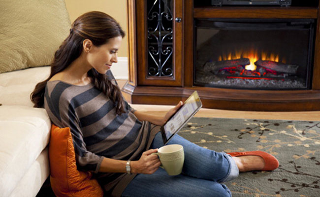 Natural Gas Fireplaces (Image 6 of 10)