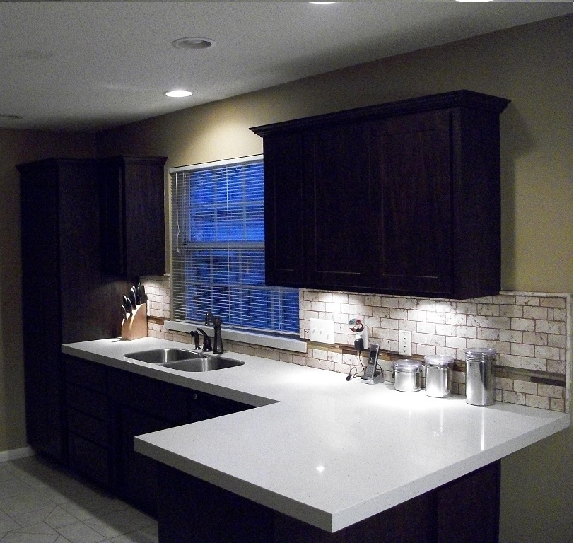 Old Kitchen Lighting Remodel (View 8 of 10)