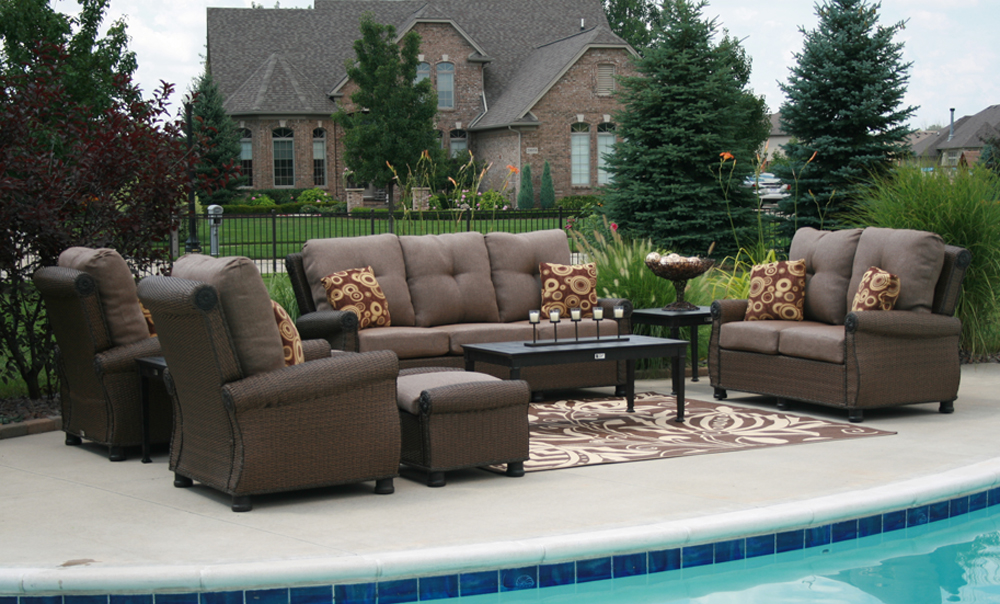 Outdoor Furniture For Lazy Boy (Image 7 of 10)