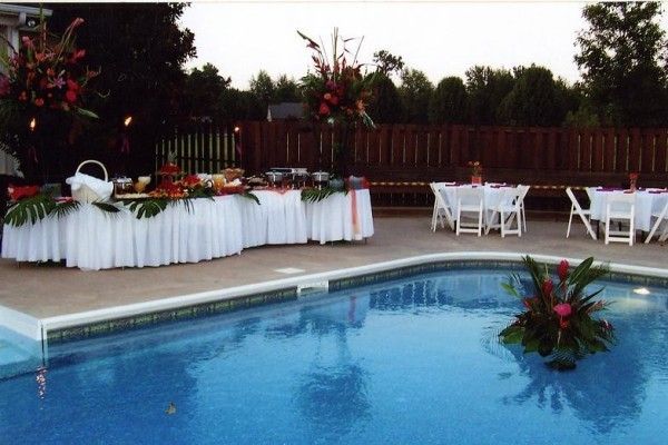 Outdoor Wedding Reception Decoration Ideas (Image 6 of 10)