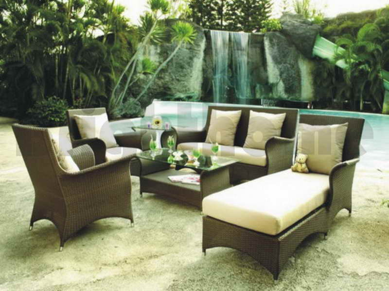 Patio Outdoor Furniture  (Image 6 of 10)