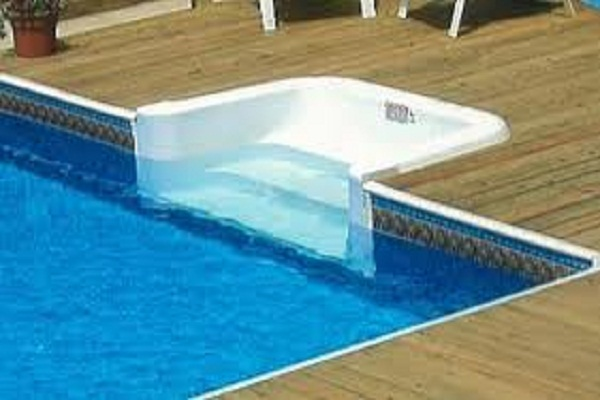 wooden decks for above ground pools gallery photo of - Above Ground Pool Steps For Decks