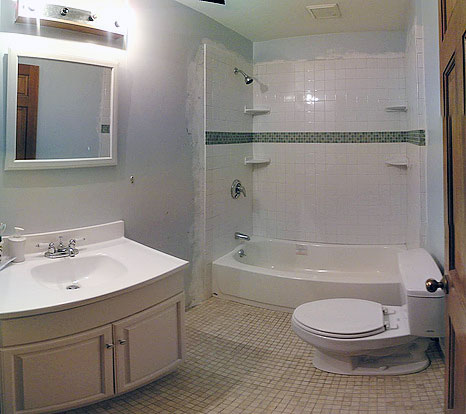 Remodeling Ideas For Bathroom On A Budget (View 2 of 10)