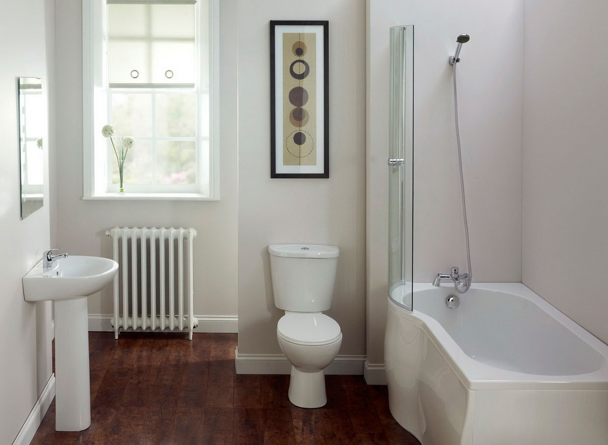Cheap Bathroom Remodeling Ideas (Image 2 of 10)