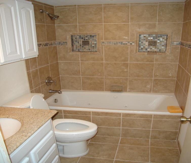 Simple Remodeling Bathroom On A Budget (Image 9 of 10)