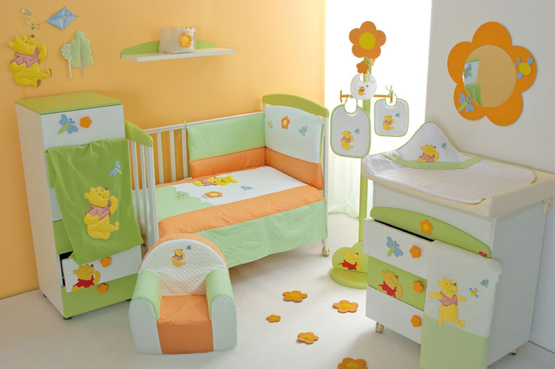 Small Baby Sets Room (Image 7 of 10)