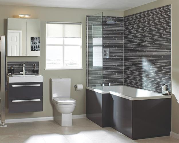 Small Bathroom Design Trends Fixtures Furniture (View 5 of 8)