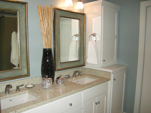 Small Bathroom Makeovers Cheap Remodel (Image 10 of 10)