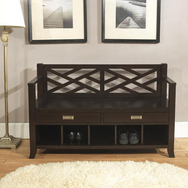 Small Cubby Bench Furniture (Image 9 of 10)
