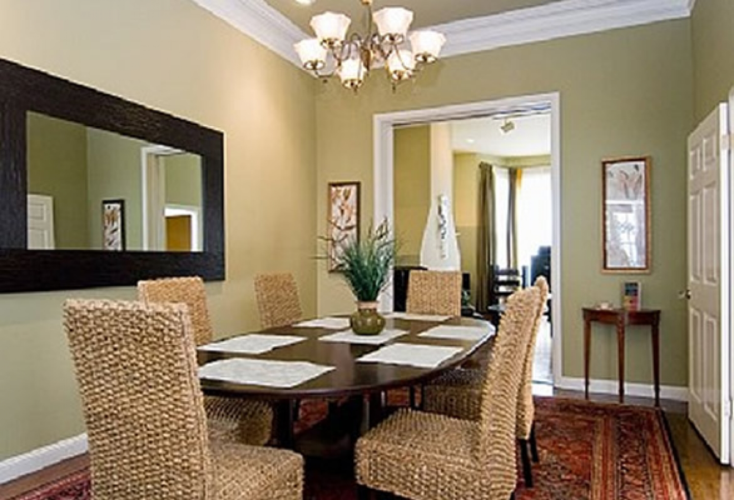 Small Dining Room Ideas Design (Image 8 Of 10)