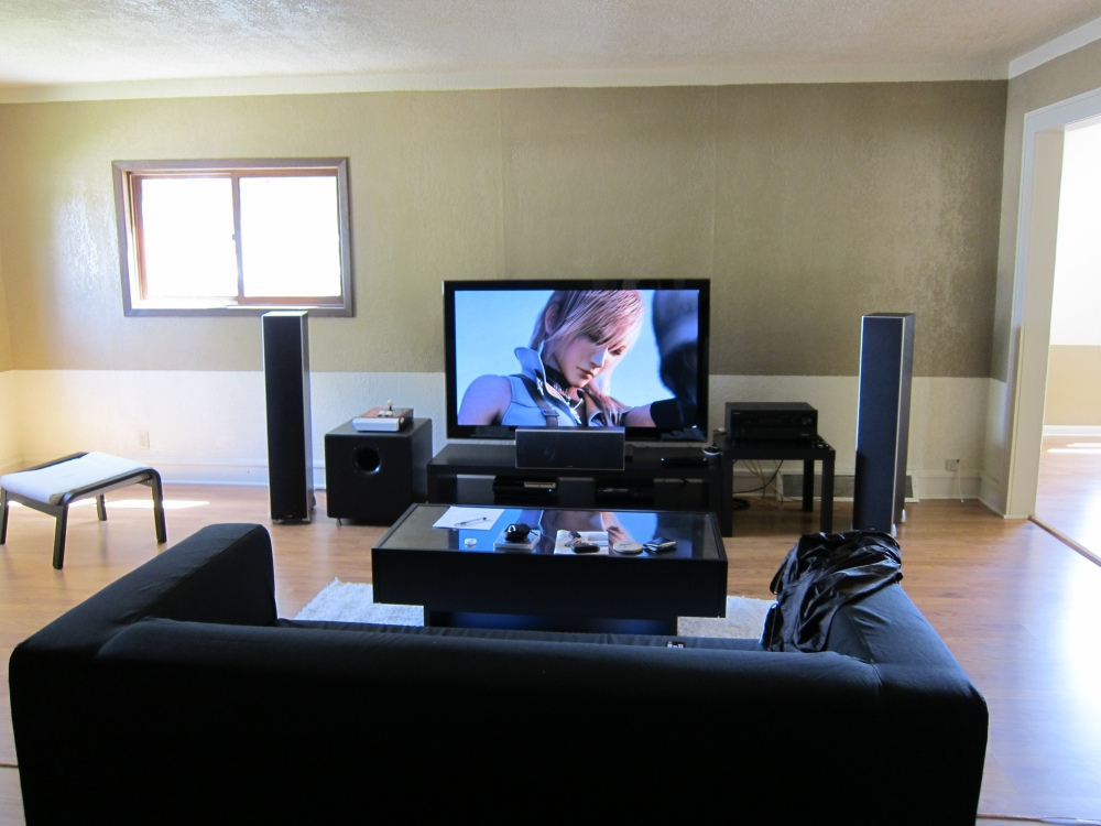 Small Home Theater Style (Image 10 of 10)