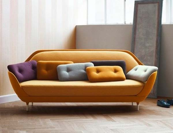 Soffa Offers A Unique Seating Design (Photo 10 of 10)