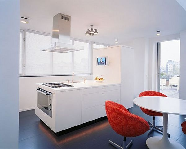Space Saving Kitchen (Image 9 of 10)