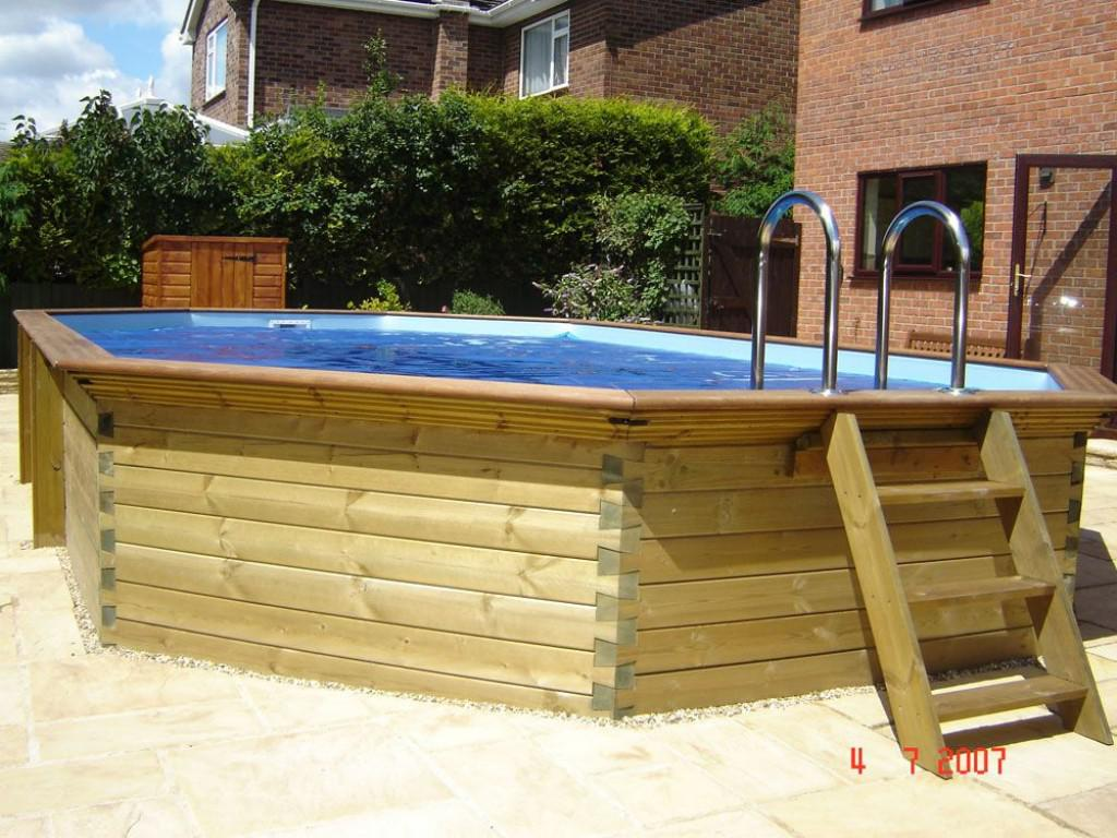 Swimming Pool Ladders Above Ground Designs (Image 9 of 10)