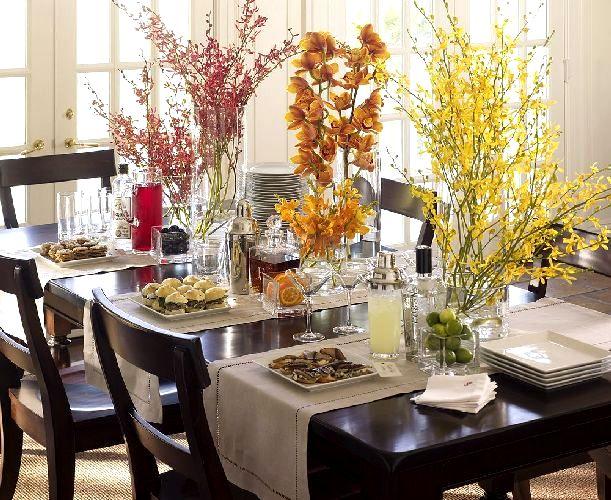 Thanksgiving Bosphorus Vases Decor (Image 6 of 10)