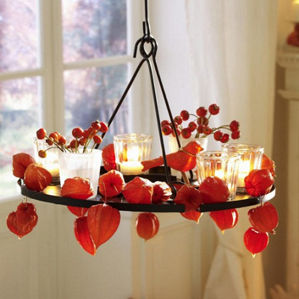 Thanksgiving Decor Ideas (Image 7 of 10)