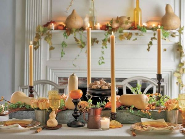 Thanksgiving Home Decoration Ideas (Image 8 of 10)