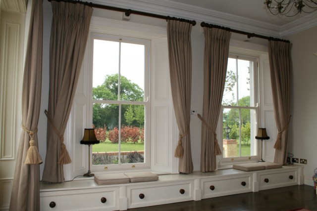 Timber Sash Windows (Image 8 of 10)