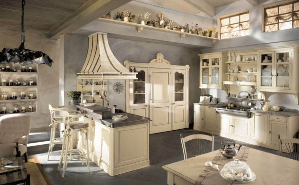 Traditional Country Style Kitchen (View 6 of 8)
